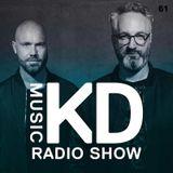 Kaiserdisco - KD Music Radio Show 061 (Live at Elements Festival Germany) - 06-Jun-2018