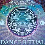 Mr. V & Tony Touch | WMC 2014 Dance Ritual At The Vagabond | Garden Sessions