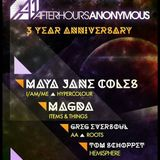 Tom Schoppet - Live @ Afterhours Anonymous' 3-YR Anniversary Show (Gothic Theater) 04-26-2014