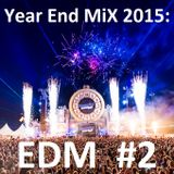 Year End Mix 2015 EDM #2