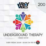 Underground Therapy  200 white party set