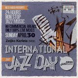 ZELJKO KERLETA JAZZDAY MIX ON NESS RADIO