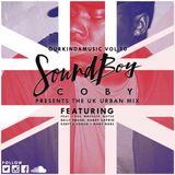 SOUNDBOYCOBY PRESENTS - THE UK URBAN MIX