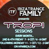 Christian K. @ Tropi Trance Session HFM Ibiza 26.02.2016