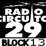 MAX TESTA on RADIO CIRCUITO 29 (Block 13)