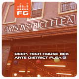 Fusion Grooves - Tech Deep House Mix (Live Set - Arts District Flea)