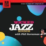 Wicked Jazz Sounds XL #214 @ Red Light Radio 20191022