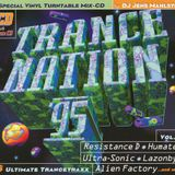 Trance Nation '95 (Vol 4) Mixed by Jens Mahlstedt