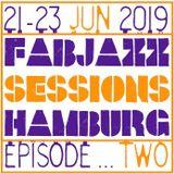 Hamburg Rustling FabJazz Special - AlanMcK on Back2Back 22 June 2019