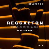 Exlayer Dj - Reggaeton Urbano Latino Mix (Enero Febrero Marzo 2019)