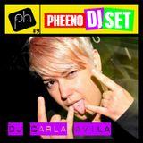 Pheeno DJ Set 09 (18.09.12) - DJ Carla Ávila