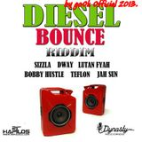 Diesel Bounce Riddim Mix Promo (Dynasty Records-2013) - Selecta Fazah K.