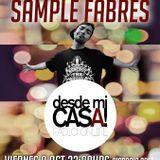 DESDE MI CASA N 102-9-10-15-ESPECIAL SAMPLE FABRES DESDE CHILE!