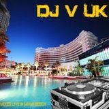 Miami Mix @ Sun Down mixed Live by DJ V UK