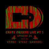 Crate Diggers - 25 - Crate Diggers Live pt. 1