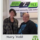 Interview with Mary Webb on The Local - SA - 1 Feb 2018