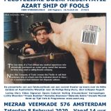 Azart boekpresentatie in Mezrab, 8 februari 2020