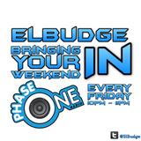 El-Budge - PhaseOneRadio - [SET001] - Air Date (14/06/13)