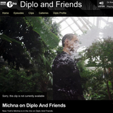 Michna on Diplo & Friends - BBC Radio 1 May 2015