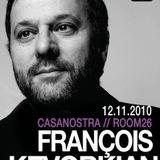 FRANCOIS KEVORKIAN in CasaNostra - djset 2010 - part 1