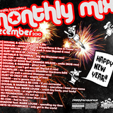 Quentin - MONTHLY MIX 12/2010