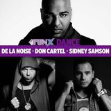 DE LA NOISE LIVE AT FUNX 23-07-2017
