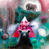 Bear and Elephant
