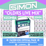 KIZOMBAS ANTIGAS • Oldies Live Mix by DJ SIMON [2016]