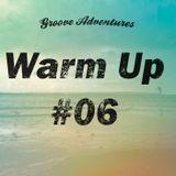 Warm Up #06 - Deep House Mini Mix (Live)