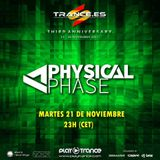 Physical Phase Session in Trance.es - Third Anniversary