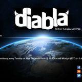 Diabla Techno Tuesday 3. With MAL_HOMBRE