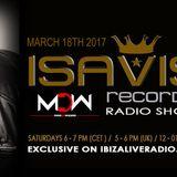 MDW live on Isavis Records Show on Ibizaliveradio.com