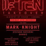 Mark Knight - Live @ The Gallery Ministry of Sound London - 04.10.2013