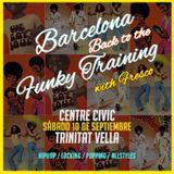 Funky Training September 2016