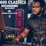 80s Classics - Jake Hoff Live on London's Energy Radio 8th April 2017