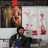 "JOE CAREY, ""Comeback"" LP interview on BACK TO THE CITY: MPLS MUSIC CONVERSATION"
