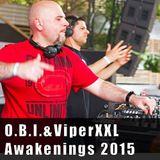 O.B.I. & ViperXXL @ Awakenings Festival 2015 (NL)