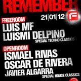 Luis Mf & Luismi Delpino @ Family Club (Remember 21.01.2012) part 1