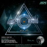 AIDM RADIO EPISODE 020  HOSTED BY DJ DALAL (BOLLYWOOD BANGERS EDITION)