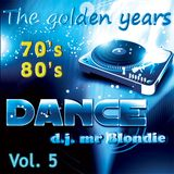 The golden age of Disco Music. Vol.5