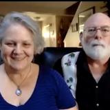 The Men of The Silver Tent: Siobhan A Riordan interviews Steve and Resa Ferreira