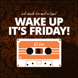 WAKE UP - IT'S FRIDAY! (Part 1 of the weekend session)