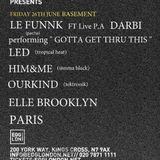 Le` Funnk Live @ Egg London - 26.6.15 (Headlining for PPFM Promotions)