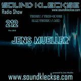 Sound Kleckse Radio Show 0212 - Jens Mueller - 21.11.2016