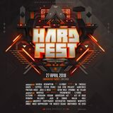DJ Contest  | Chroman | Hardfest 2018 (RAW)