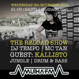 Kallisto - The Reload Show - 05.11.2014