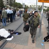 Terror en Jerusalén; en Israel