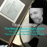 Titus Jennings' Retro Album Chart Show for 20th May 2018