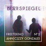 zerrspiegel 3/2018 – Freetek #2 mit Ann und Cizzy Gonzales