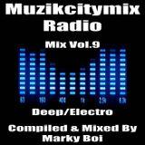 Marky Boi - Muzikcitymix Radio - Mix Vol.9